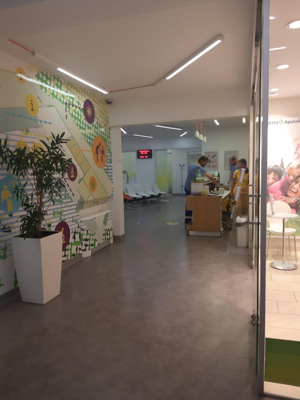 Beo-lab laboratorija Resavska 60, Beograd, Savski Venac 3