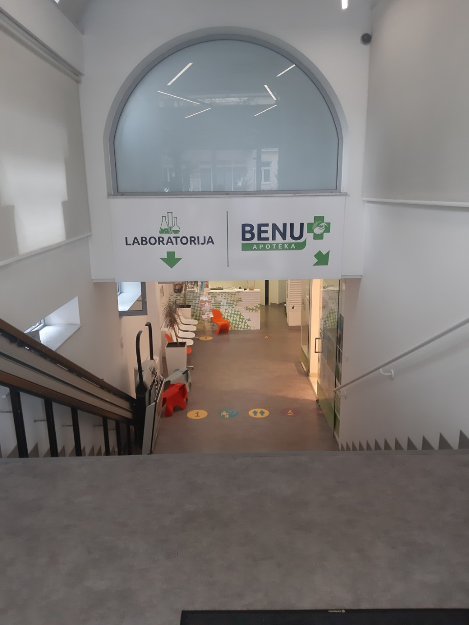 Beo-lab laboratorija Resavska 60, Beograd, Savski Venac 5