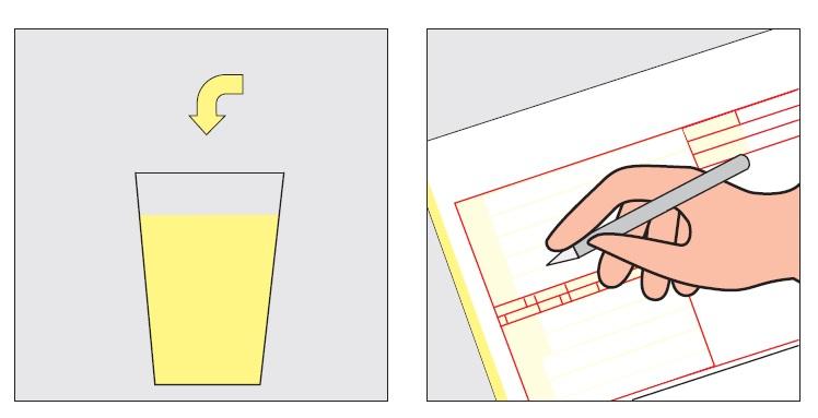 Uputstvo za analizu uzorka urina