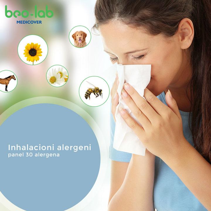 inhalacioni alergeni panel od 30 alergena