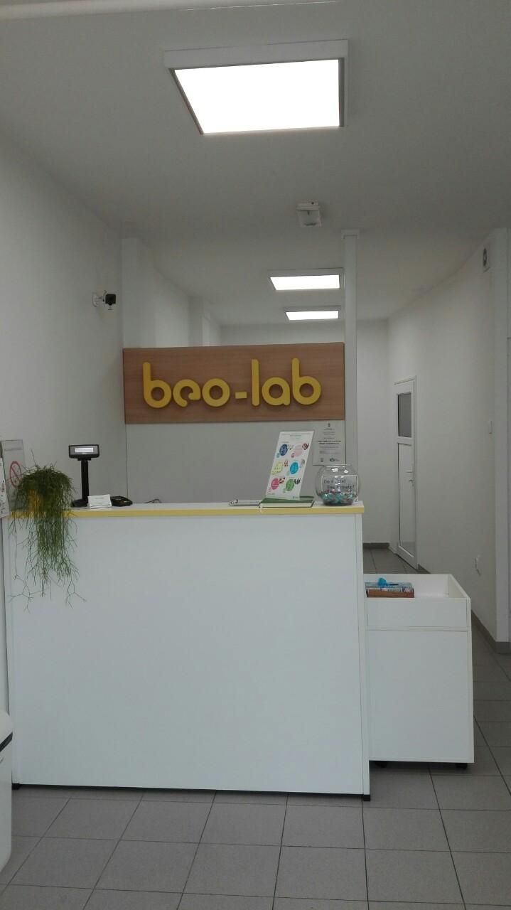 Beo-lab laboratorija B.Brdo, Petra Martinovića 37 2
