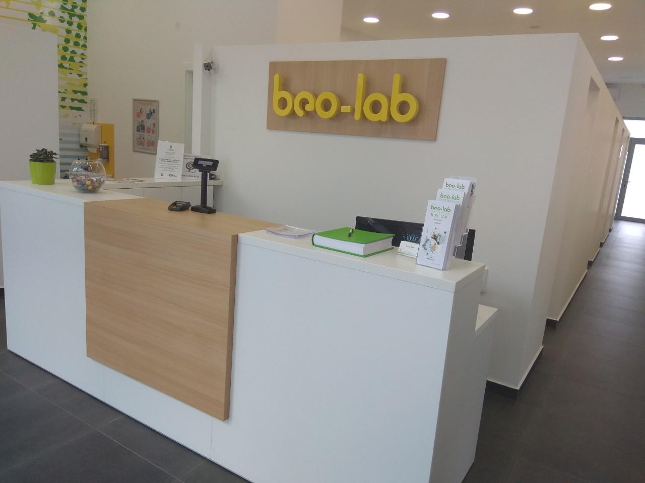 Beo-lab laboratorija Novi Sad, Braće Ribnikar 7 4