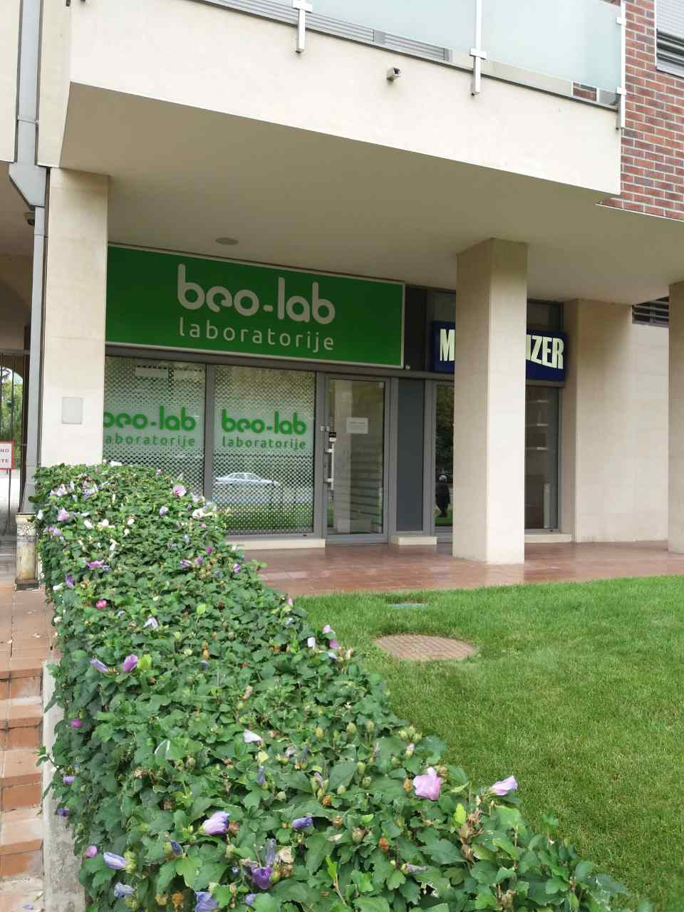 Beo-lab laboratorija Retenzija, Bul. Mihajla Pupina 16V, Novi Beograd 5
