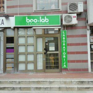 Beo-lab laboratorija B.Brdo, Petra Martinovića 37