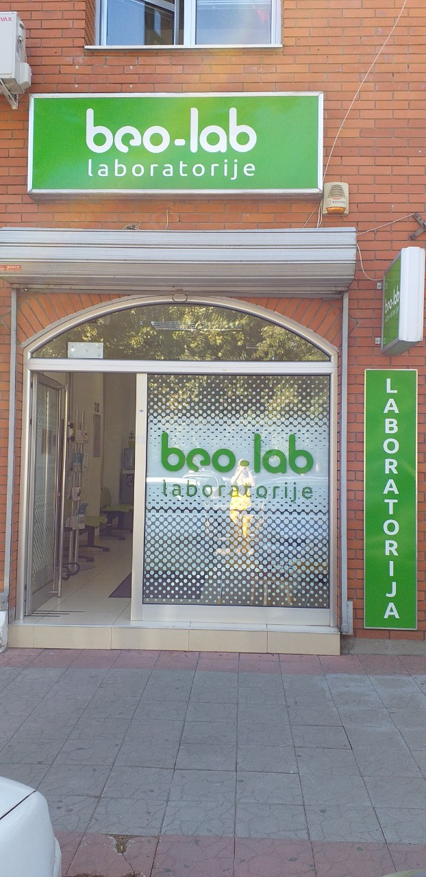 Beo-lab laboratorija Piramida, Jurija Gagarina 149 12