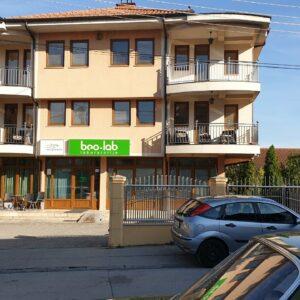 Beo-lab laboratorija Novi Pazar, Kosančićeva 55