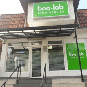 Beo-lab laboratorija Rakovica, Borska 41M