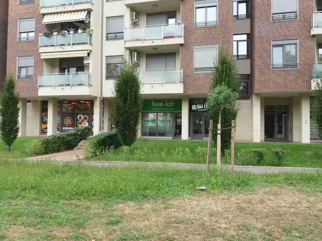 Beo-lab laboratorija Retenzija, Bul. Mihajla Pupina 16V, Novi Beograd 1