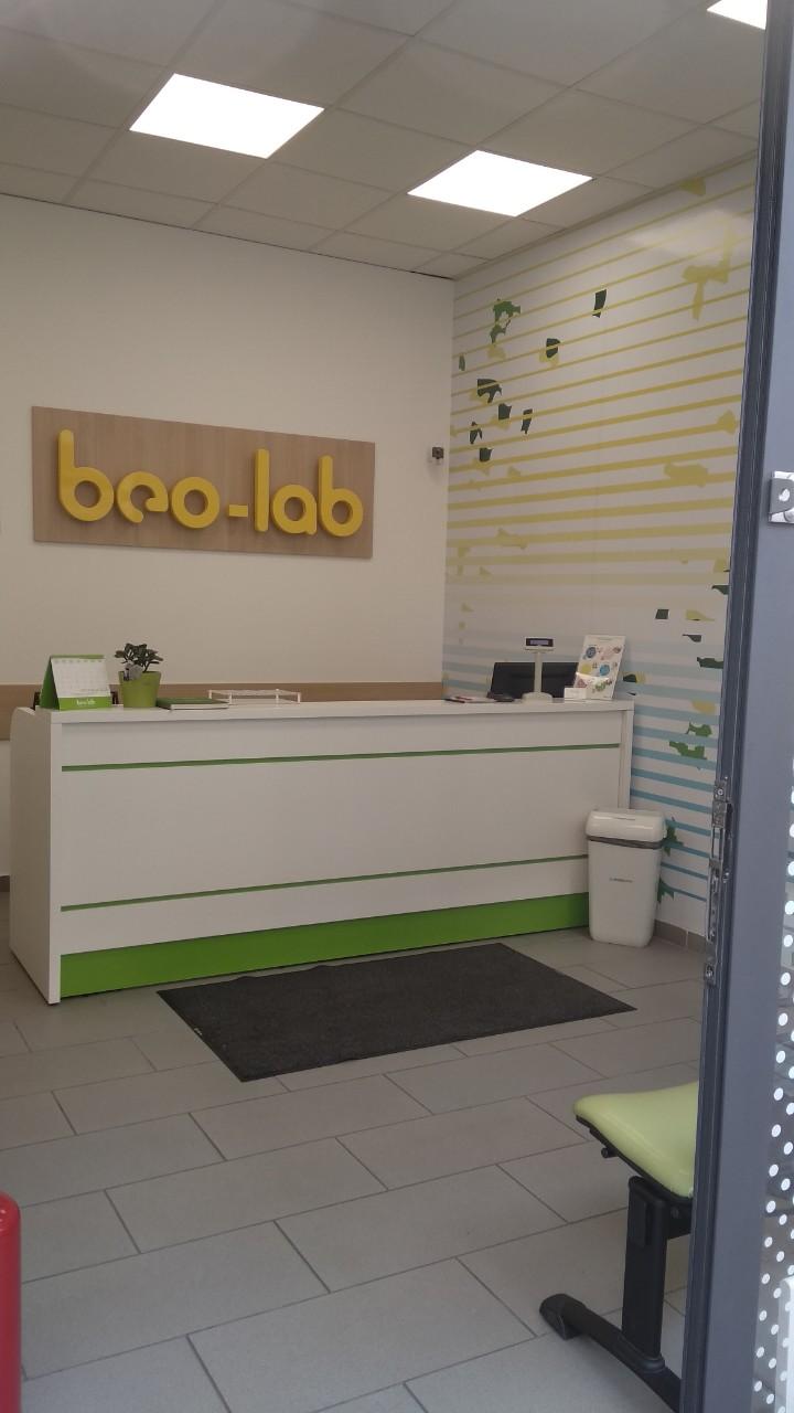 Beo-lab laboratorija Stari Grad, Svetogorska 37 5