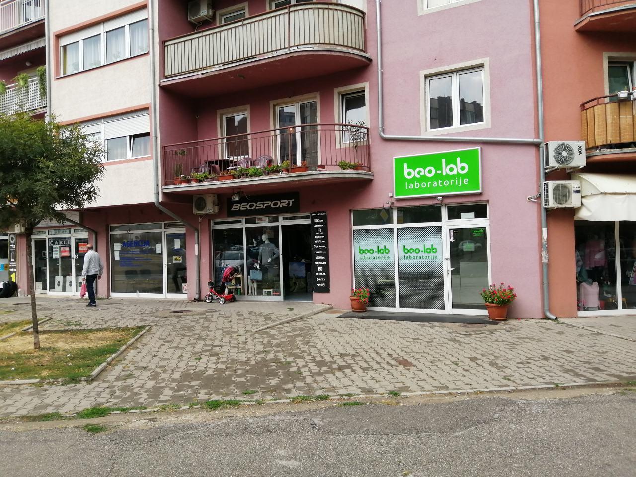Beo-lab laboratorija Velika Plana, Nikole Pašića bb 5