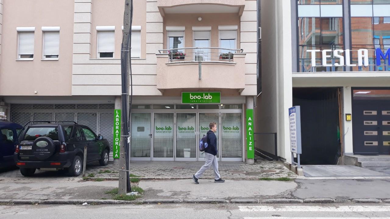 Beo-lab laboratorija Kragujevac - Luja Pastera 24 7