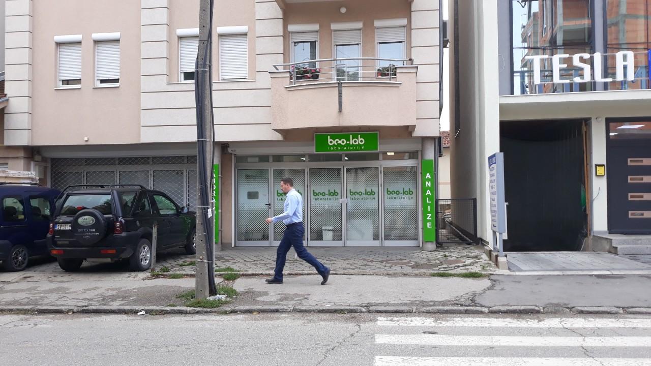 Beo-lab laboratorija Kragujevac - Luja Pastera 24 9