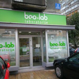 Beo-lab laboratorija Vračar, Južni Bulevar 28