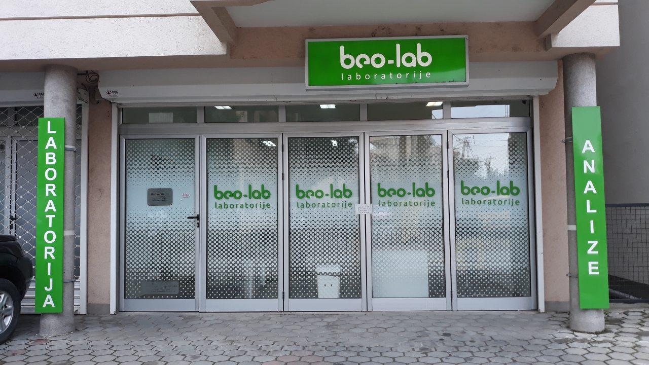 Beo-lab laboratorija Kragujevac - Luja Pastera 24 6