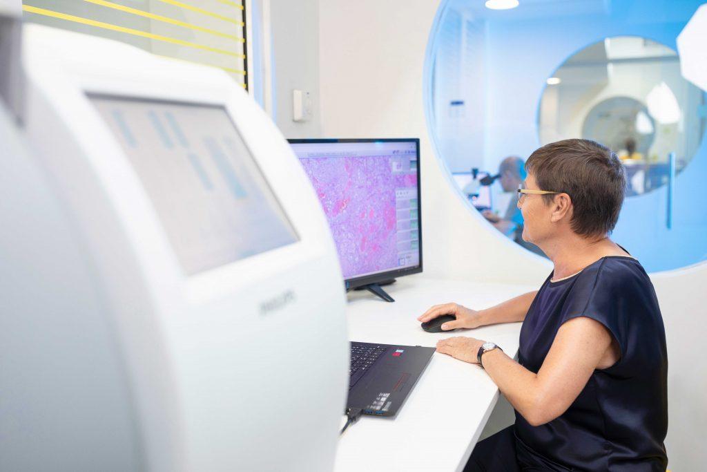 Kabinet za digitalnu patologiju 1