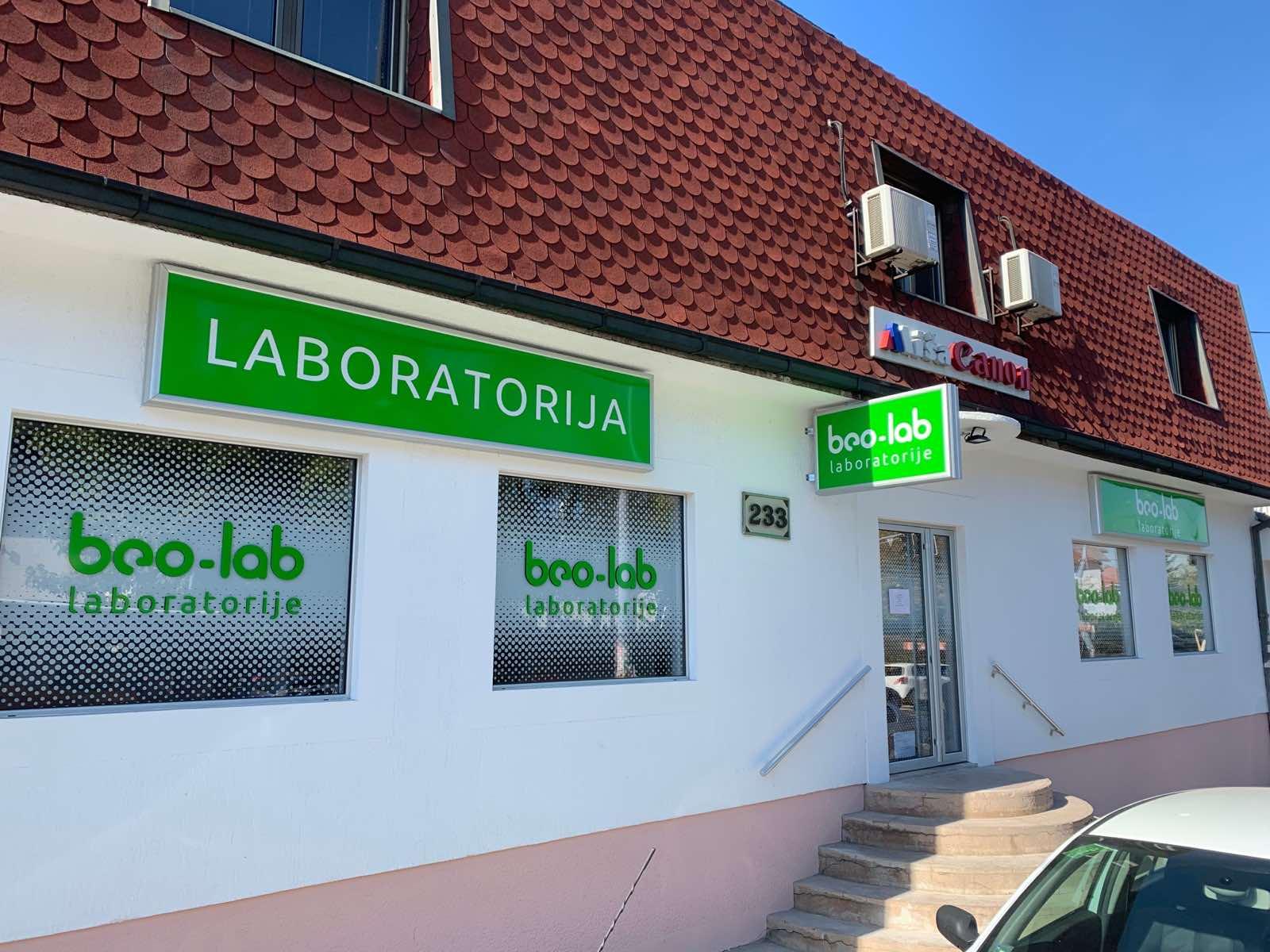 Beo-lab laboratorija Braće Jerković, Beograd 2