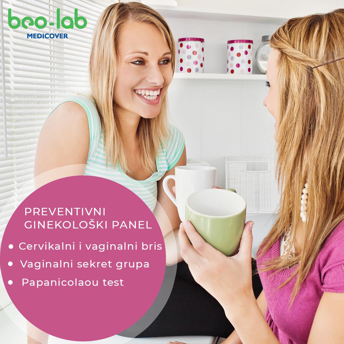 preventivni ginekološki panel