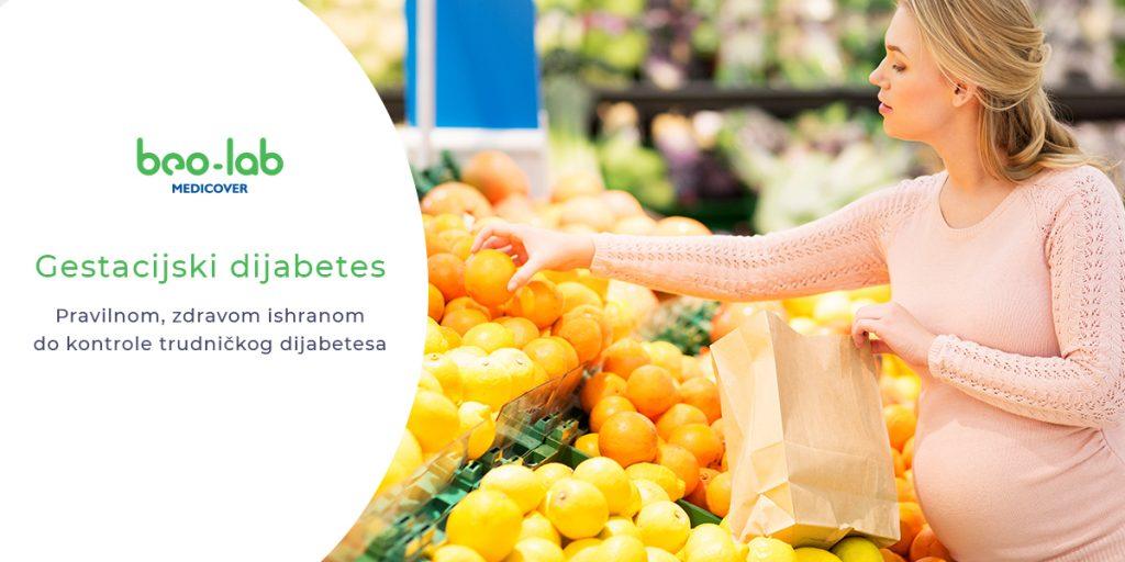Gestacijski dijabetes