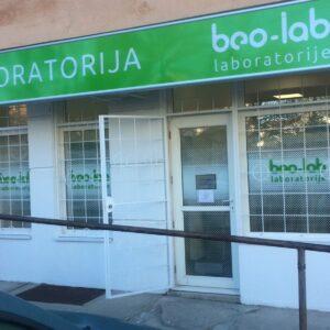 Beo-Lab laboratorija Spasovdanska 8