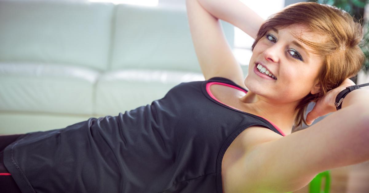 vežbe kod kuće - preporuke profesionalnog trenera