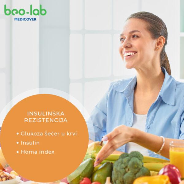 Insulinska rezistencija – profil