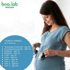 TORCH panel za trudnice