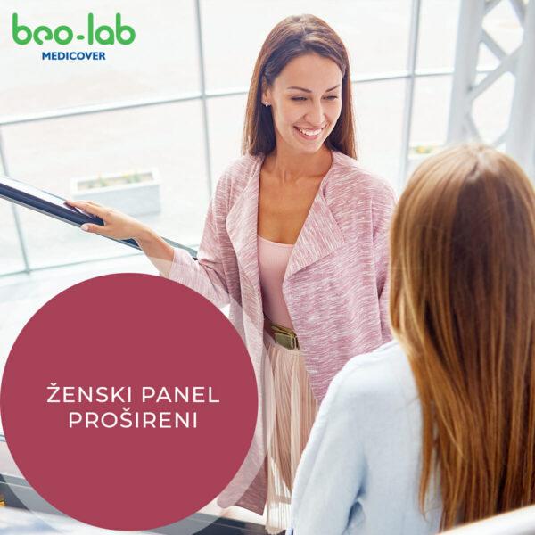 Ženski panel (prošireni) 1