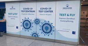 COVID-19 Testni centar